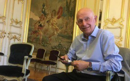 Anciens | José Dautrebande : un Sang et Marine nous a quitté