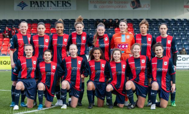 Dames | Championnes en D2 nationale !