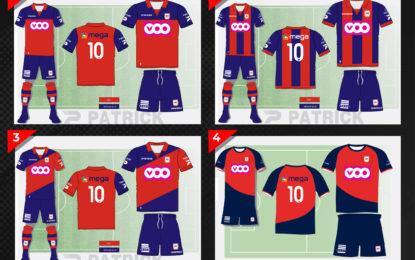 Sondage | Choisissez le maillot 2020-2021 !