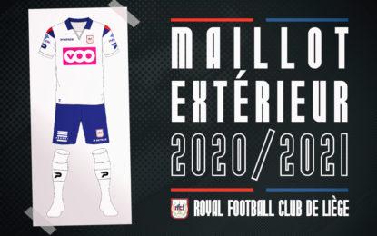 2020-2021 | La réplique du maillot 1990 !