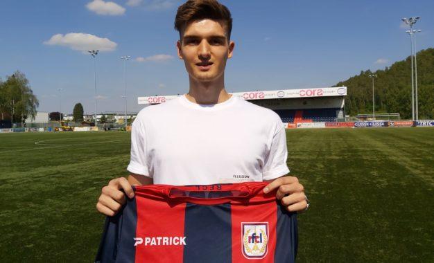 2020-2021 | Nathan Rôdes signe au RFCL pour une saison !