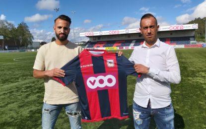 2020-2021 | Christophe Martin-Suarez signe au RFCL !