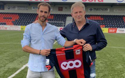 2020-2021 | Gaëtan Gerstmans rejoint le RFCL !