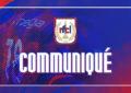 Communiqué | Prêts à jouer, en concertation avec la Fédération