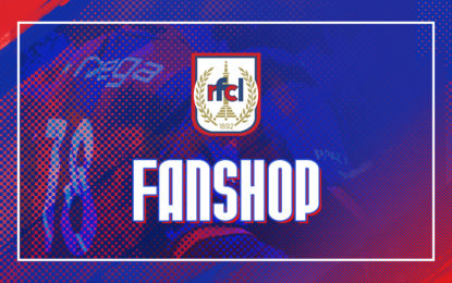 Fanshop | Un nouveau masque Sang & Marine