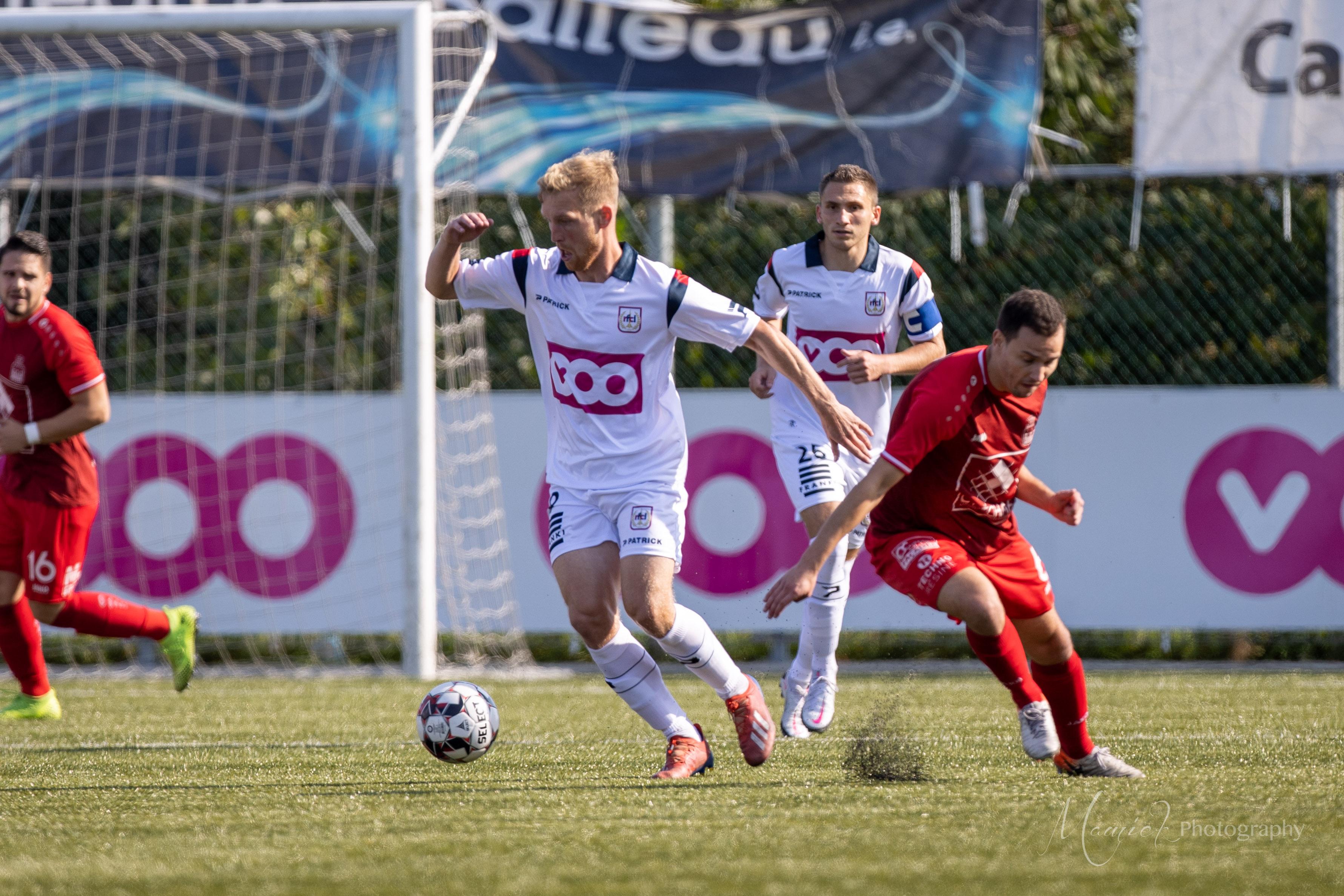 Coupe | Vorselaar-RFCL 0-3