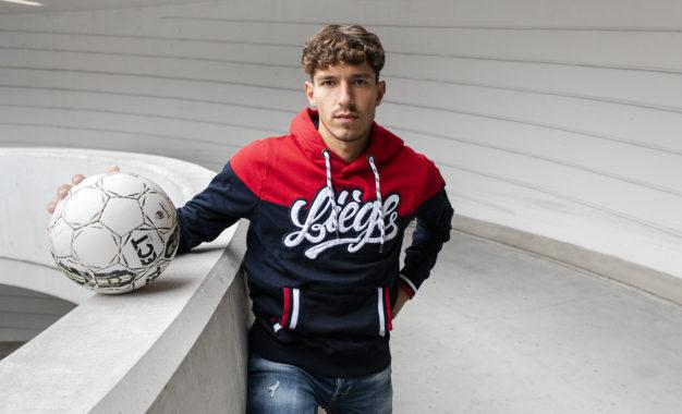 Fanshop | Un nouvel hoodie Liège Sang & Marine !