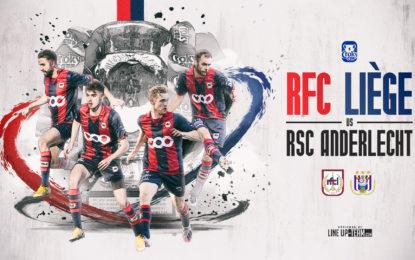 Coupe | RFCL-RSC Anderlecht en 16e !