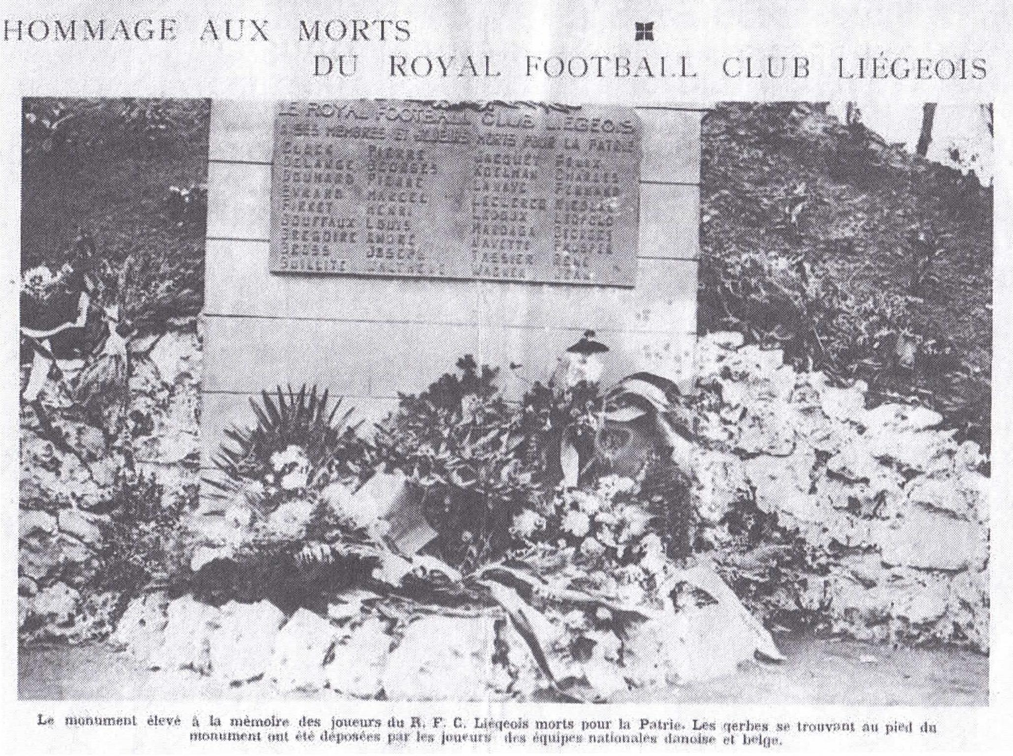 Rétro   Armistice 14-18 : hommage Sang & Marine
