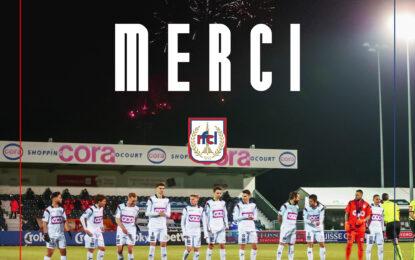 Liège-Anderlecht | Merci à tous !