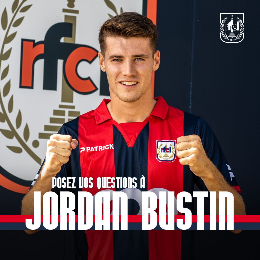 Interview   Jordan Bustin répond à vos questions