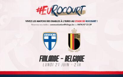 Évènement   L'Euro des Diables au chapiteau de Rocourt !