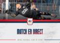 Direct vidéo | Suivez Tamines-RFCL mercredi dès 19h