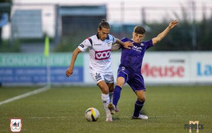 Amical   Patro Eisden-RFC Liège 0-1