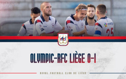 Coupe   Olympic-RFCL 0-1