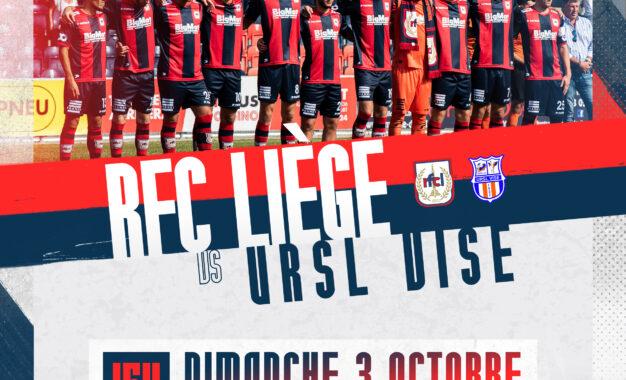 Billetterie | RFC Liège-Visé (03/10)