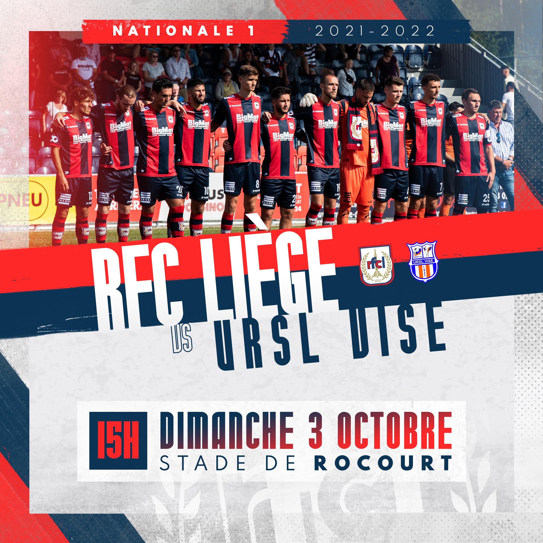 Billetterie   Prévente RFC Liège-Visé (03/10)