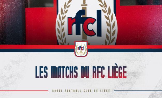 Calendrier | Les matchs du RFCL du 15 au 20/10
