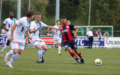 Nationale 1   RFC Liège-Tirlemont 0-0