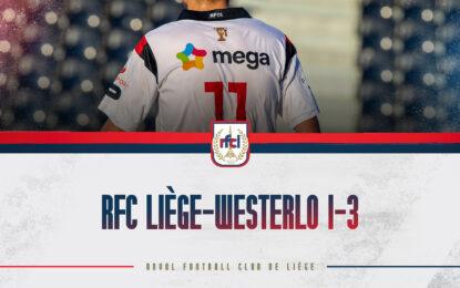 Coupe   RFC Liège-Westerlo 1-3