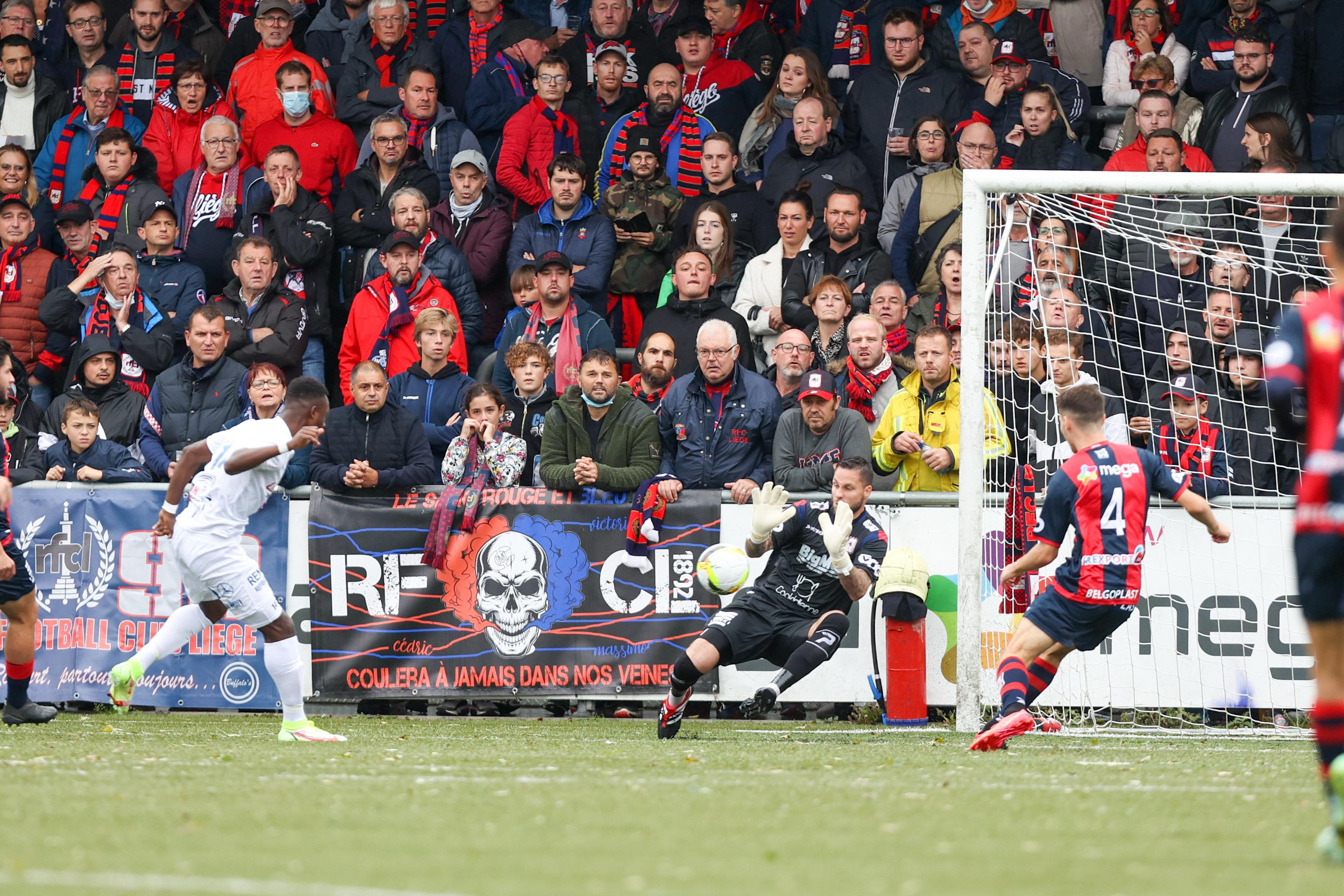 Nationale 1   RFC Liège-Visé 2-3