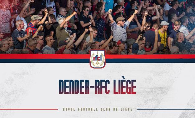 Supporters | Pas de combi ticket-car à Dender