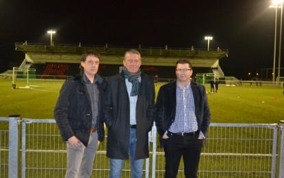 Czernia, nouvel entraîneur du RFC Liège + Interview WebTV