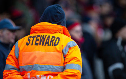 Appel à candidatures | Devenez steward au RFC Liège !