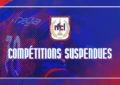 Covid | Pas de match officiel avant janvier 2021