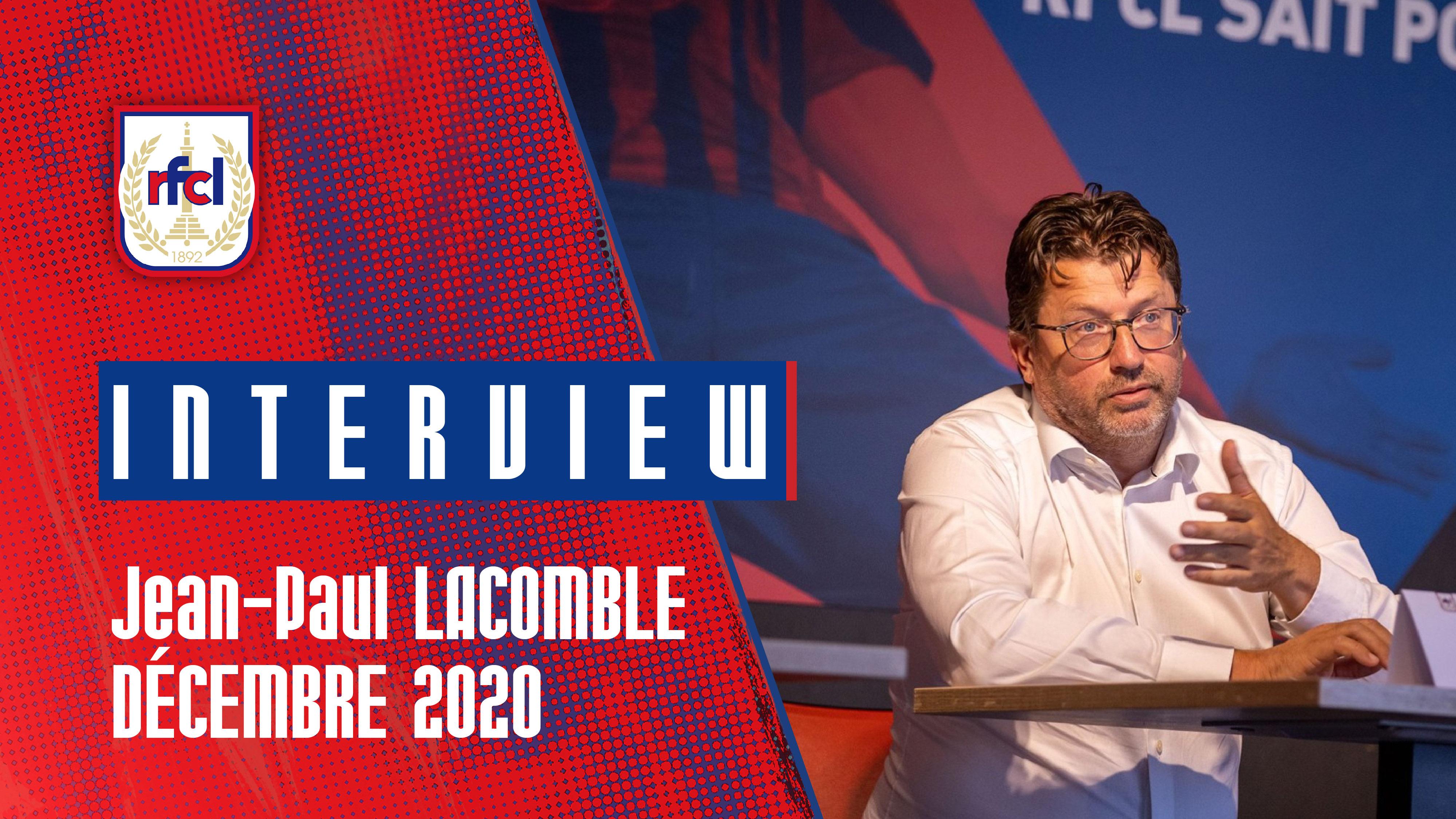 RFCL TV | Interview de Jean-Paul Lacomble