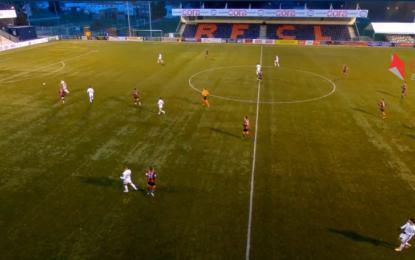 Amical | RFCL-Eupen U21 5-0 (interviews RFCL TV)