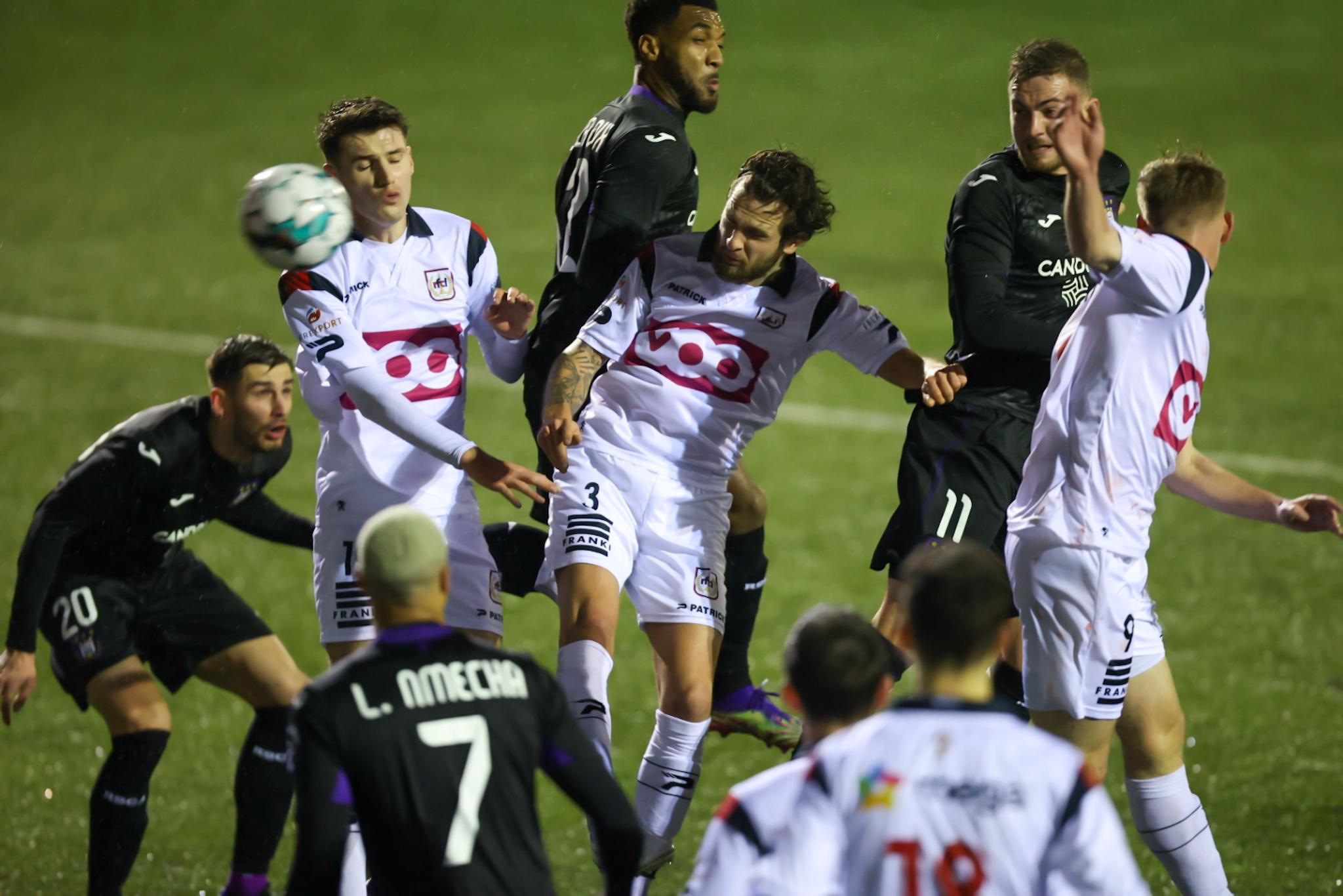Coupe   RFC Liège-Anderlecht 0-2 (RFCL TV)