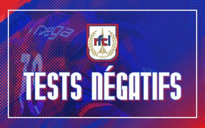 Liège-Anderlecht   Tests covid négatifs