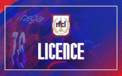 Le RFCL en passe d'obtenir la licence Nationale 1 !