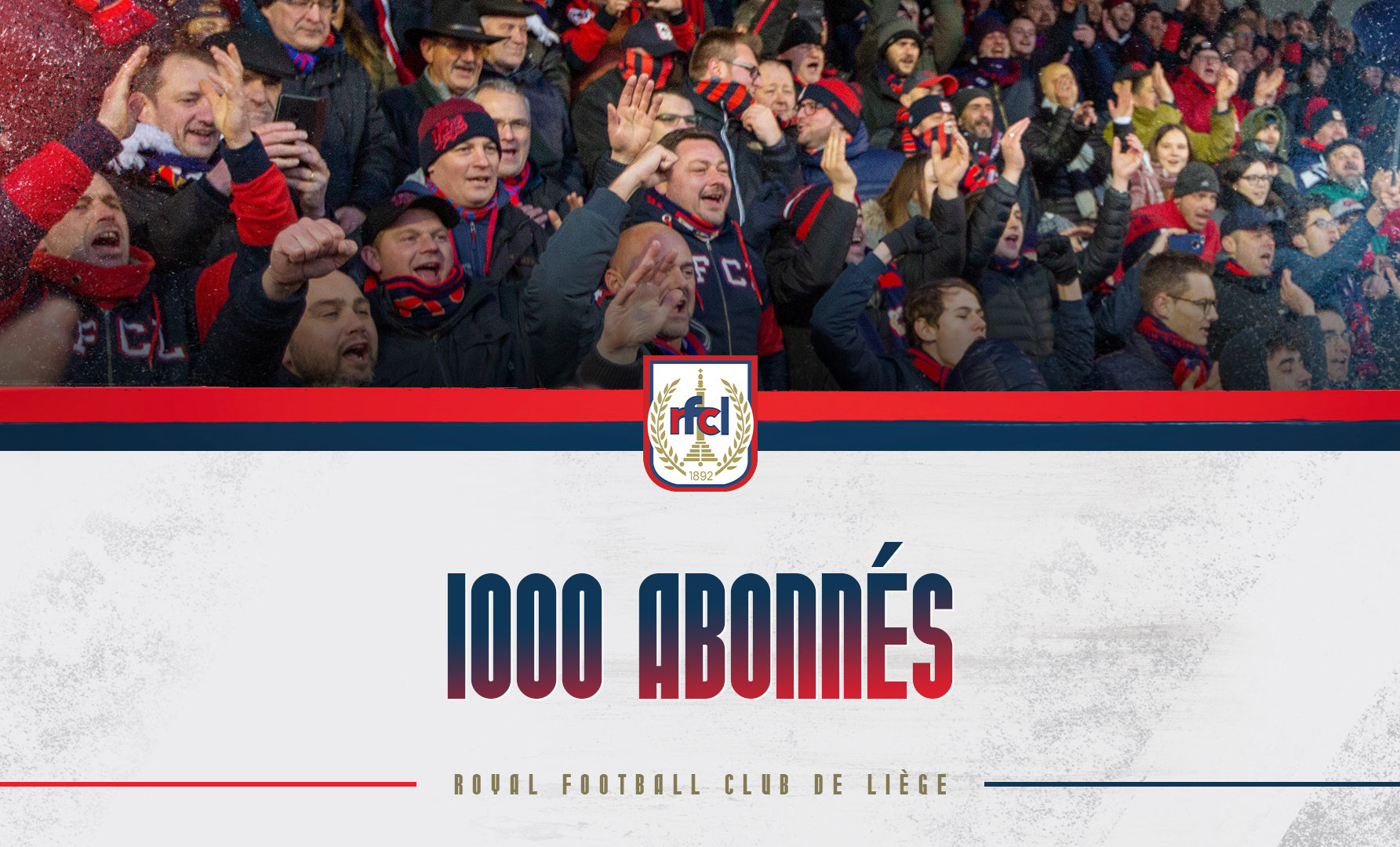 2021-2022 | Record battu : 1000 abonnés !