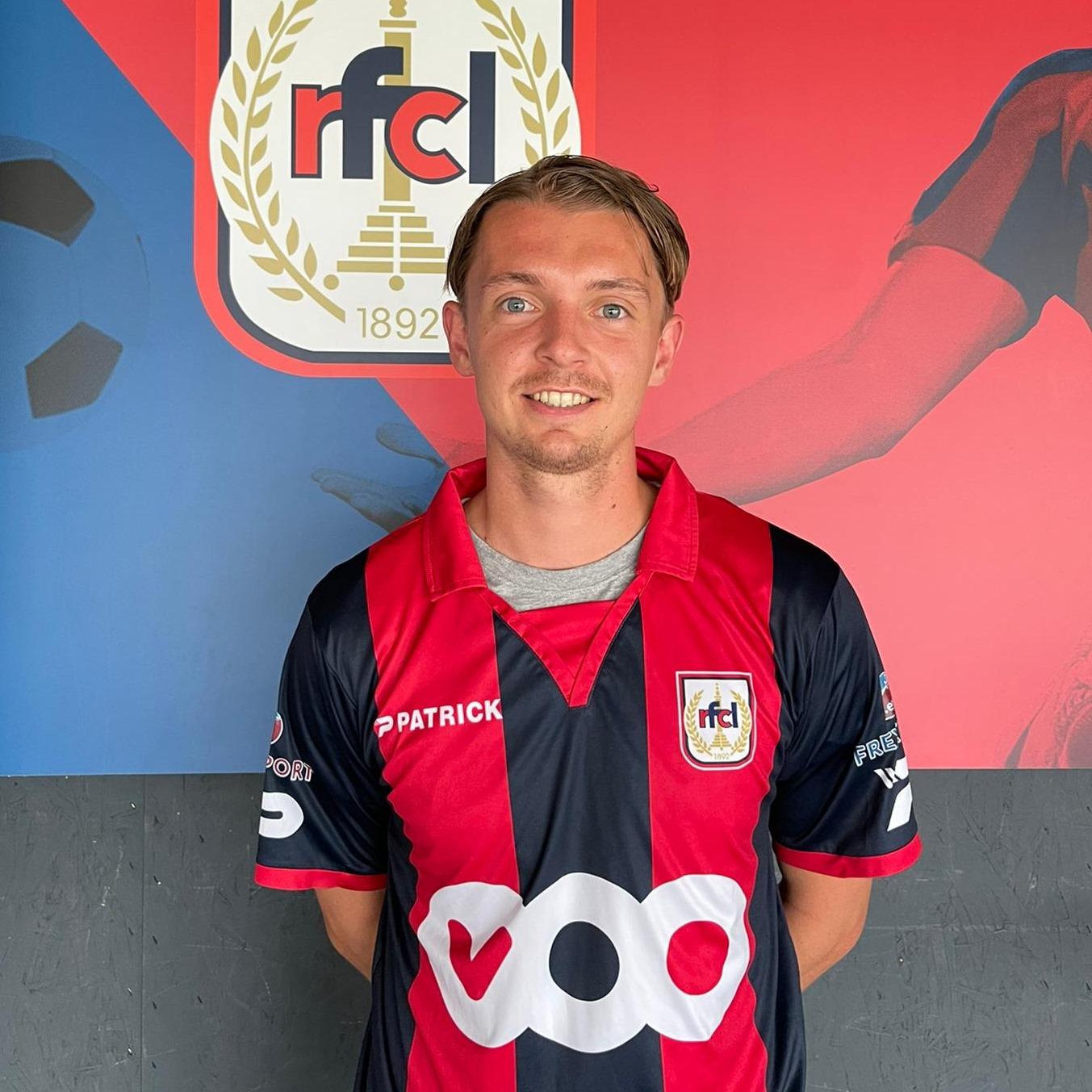 2021-2022 | Yannick Reuten rejoint le RFCL !