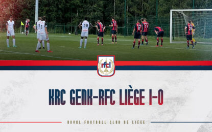 Amical | Genk-RFCL 1-0