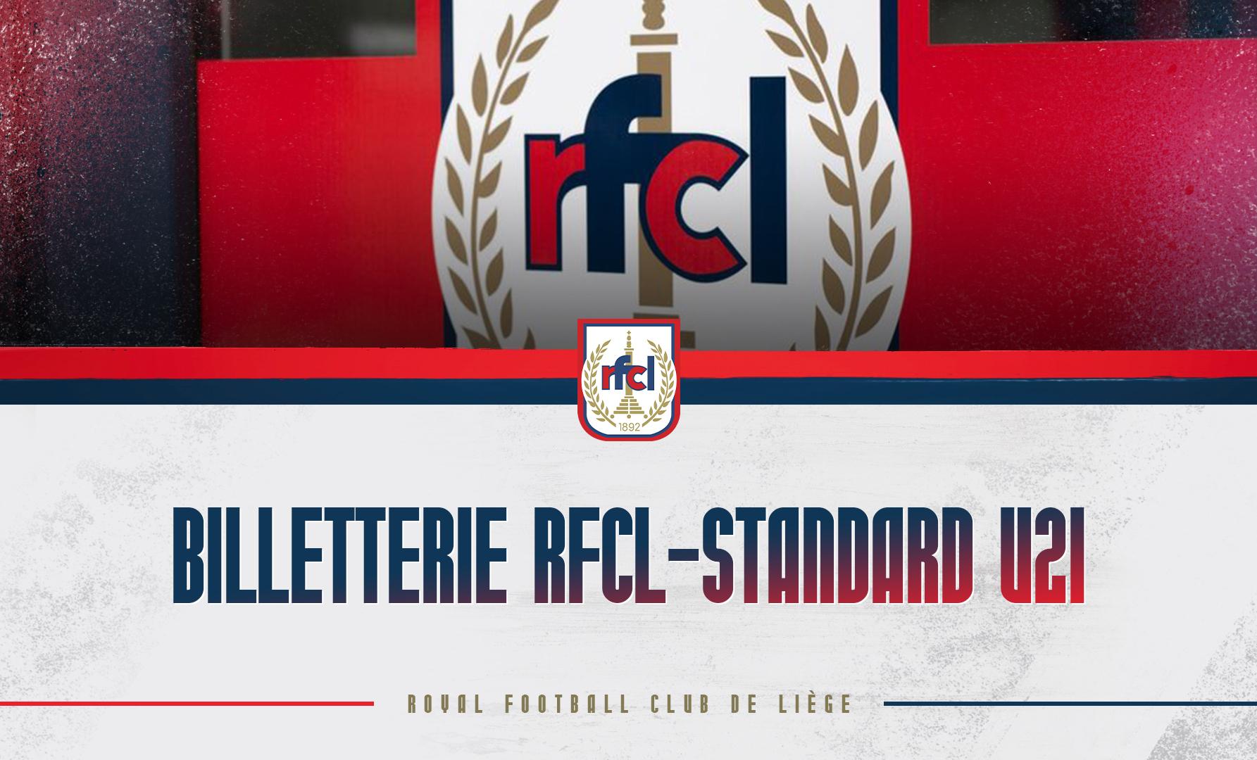 Billetterie   Inscriptions pour RFCL-Standard U21 (07/08)