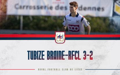 Amical | Tubize Braine-RFCL 3-2